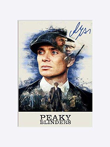 The Signature Shop Peaky Blinders Cillian Murphy - Impresión con...