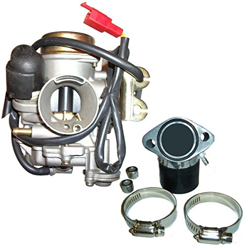 gy6 150 28mm carburetor - 1