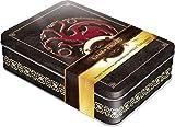 Game of Thrones - Fire and Blood: Schmuckdose inkl. Notizbuch mit Motiven des House Targaryen, Kartoniert