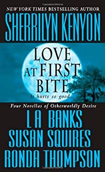 Love at First Bite 0312349297 Book Cover