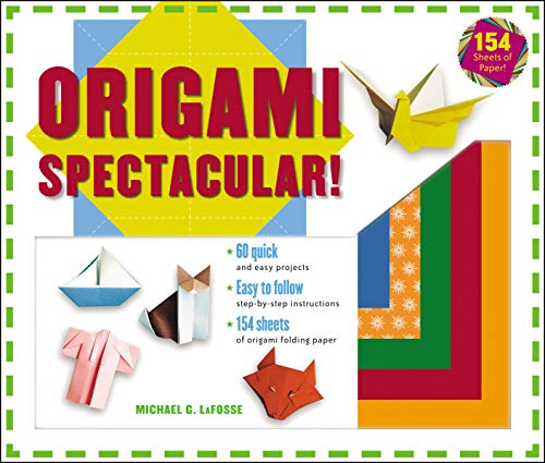 Free [epub]$$ My First Origami Kit [Origami Kit with Book 60 ... | 425x500