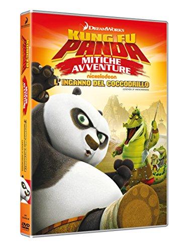 Kung Fu Panda - Mitiche Avventure #01 [Italian Edition]