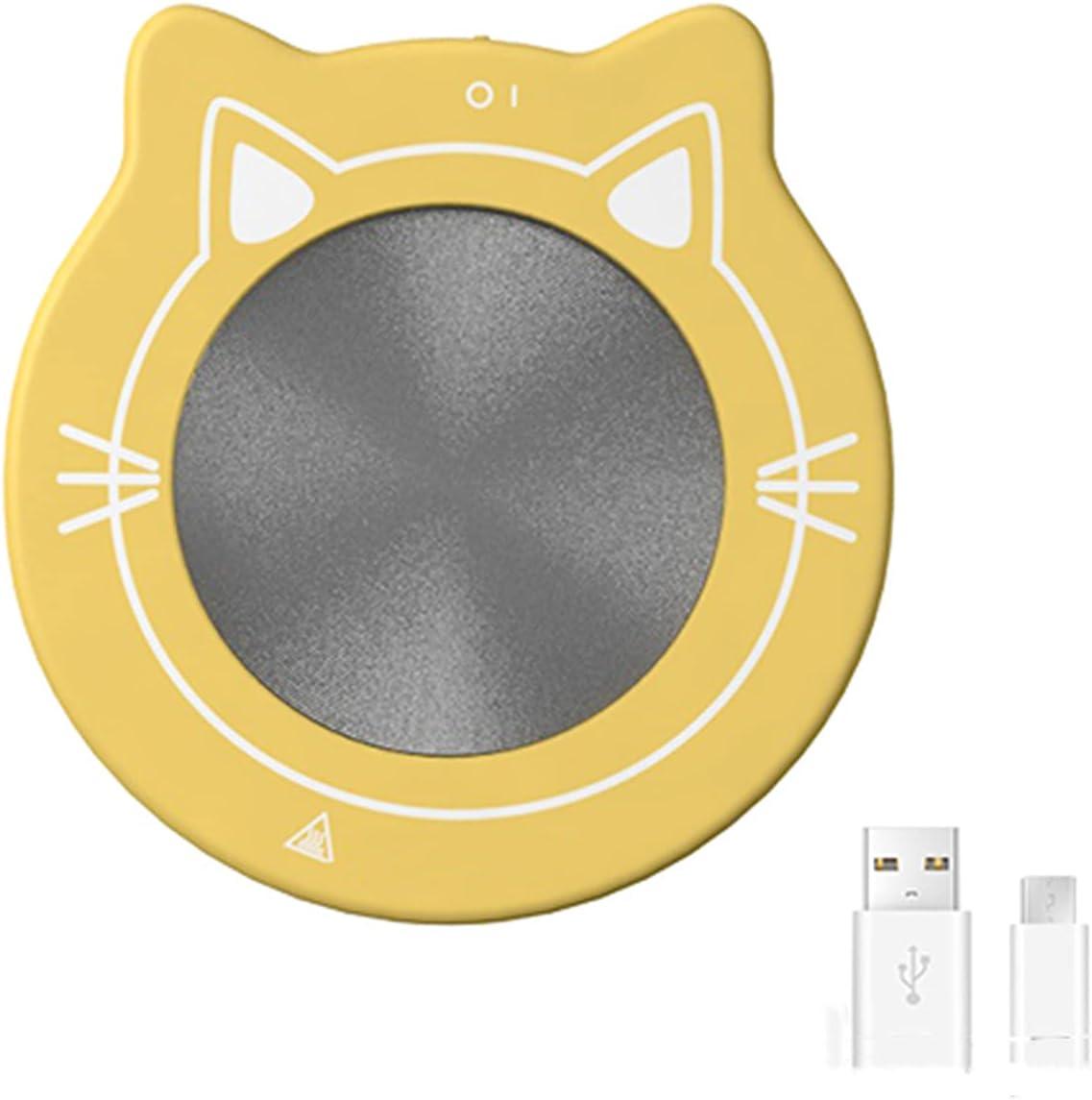 PERHOME Smart Classic Ranking TOP11 Coffee Warmer Base on USB Gift Best Idea Interface
