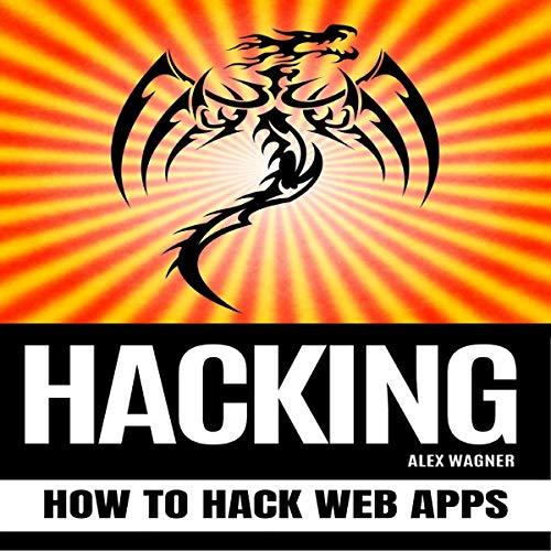 Hacking audiobook cover art