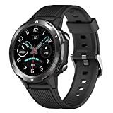 YAMAY Smartwatch Orologio Fitness Uomo Donna Impermeabile IP68 Smart Watch Touch Rotondo...