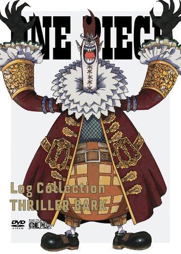 "ONE PIECE Log Collection  ""THRILLER BARK""[DVD]"