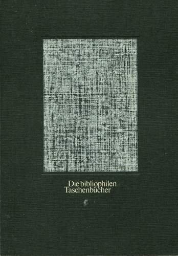 CÜRIEUSE BILDER-BIBEL oder die vornehmsten Sprüche heiliger Schrift in Figuren vorgestellt (ISBN: 3883791393) (Die bibliophilen Taschenbücher - Band 139)
