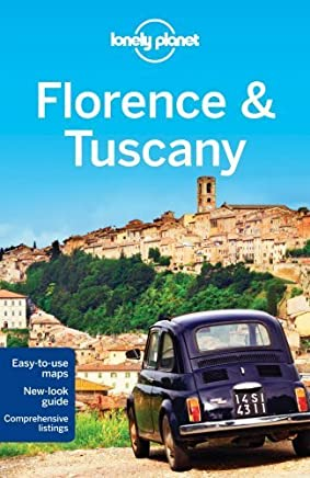 Lonely Planet Florence & Tuscany (Travel Guide) by Lonely Planet Virginia Maxwell Nicola Williams(2014-01-01)