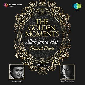The Golden Moments - Allah Janta Hai, Vol. 2