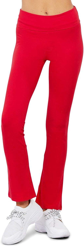 G-Style USA Women's Bootcut Flare Leggings Yoga Pants