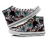 Telacos Tokyo Ghoul Kaneki Ken Cosplay Shoes Canvas Shoes Sneakers Colourful 2