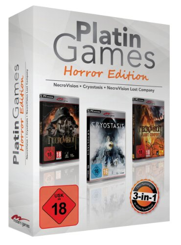 PlatinGames - Horror Edition - [PC]