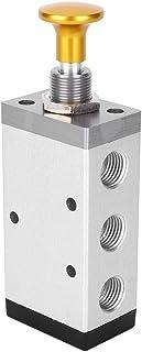 Neufday Toggle Valve 2 Position 5 Way Air Pneumatic Knob Control ON//Off TAC2-4P