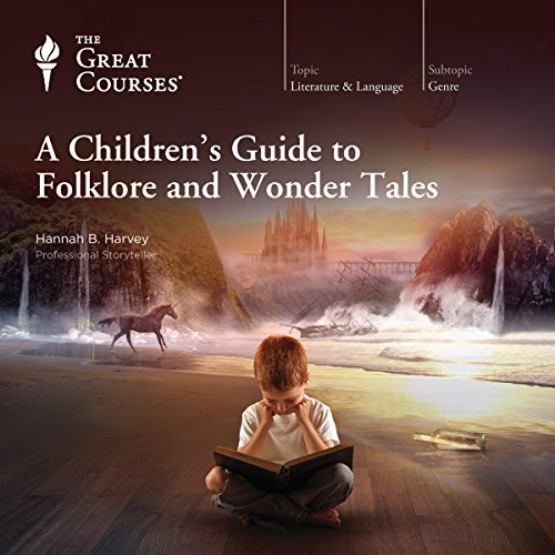 A Children's Guide to Folklore and Wonder Tales cover art