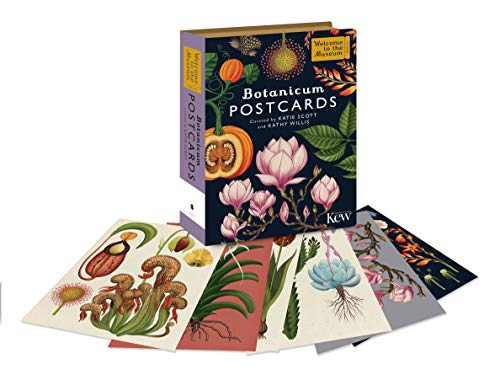 Botanicum Postcards (Welcome To The Museum)