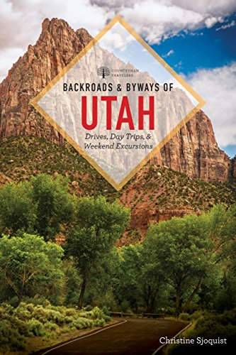Backroads & Byways of Utah (Second Edition)  (Backroads & Byways) (English Edition)