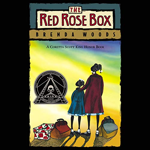 The Red Rose Box  By  cover art