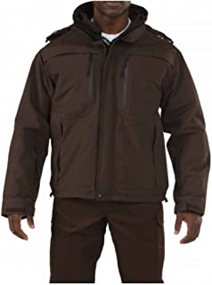 5.1100000000000003 Valiant Duty Jacket, Brown, 4X-Large