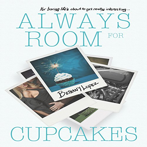 Always Room for Cupcakes audiobook cover art