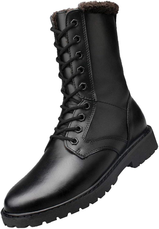 Men's shoes Men's Special Forces Combat Outdoor Low-temperature Warm Boots