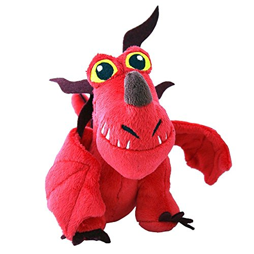 Dragons - Plüsch Figur Kuscheltier Drachen Hakenzahn Hookfang Softwool 17cm