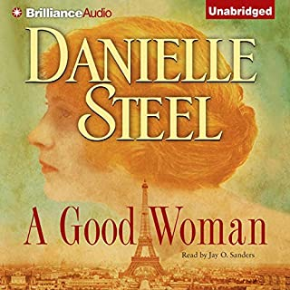 A Good Woman audiobook cover art