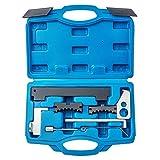 Orion Motor Tech Engine Camshaft Tensioning Locking Alignment Timing Belt Tool Kit for Chevy Cruze Aveo Alfa Romeo Fiat 16V 1.4 1.6 1.8 en6340