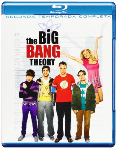 The Big Bang Theory Temporada 2 Blu-Ray [Blu-ray]