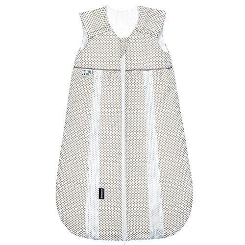 Odenwälder BabyNest PRIMA KLIMA Thinsulate Jersey 90cm Schlafsack Babyschlafsack Winter, Längenverstellbar