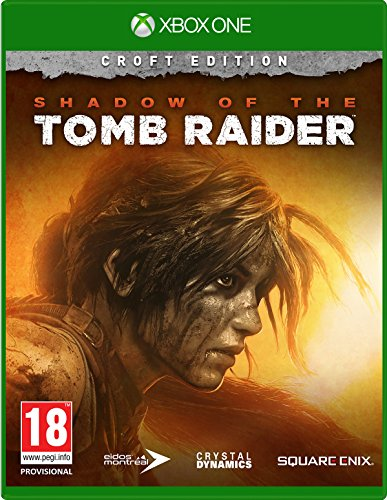 Shadow of the Tomb Raider: Croft Edition (Xbox One) (New)