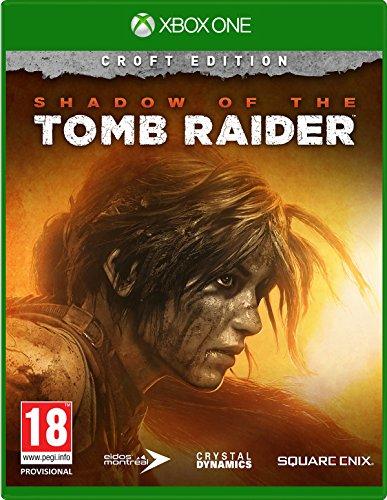 Xbox One Shadow of the Tomb Raider Croft Edition incl. Season Pass