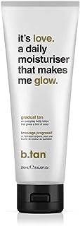 b.tan everyday glow lotion - it's love. a daily moisturizer that makes me glow ... - 8.4 US fl oz - gradual tan lotion