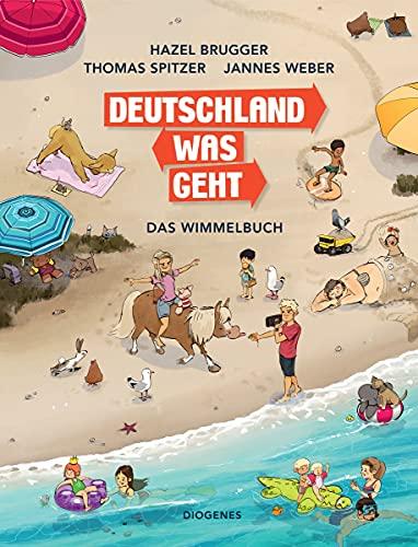 Deutschland Was Geht: Das Wimmelbuch (Kunst)