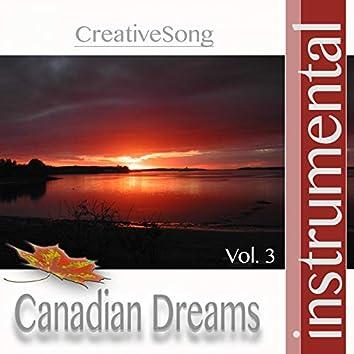 Canadian Dreams Vol. 3