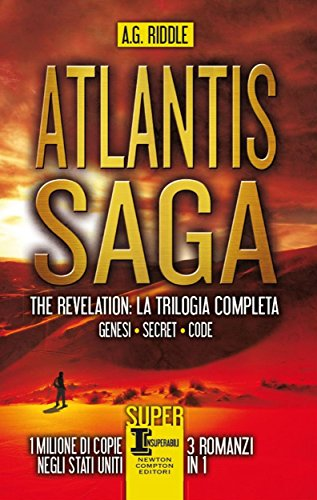 Atlantis Saga (eNewton Narrativa)