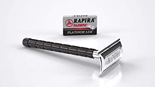 Rapira Platinum Lux zestaw golarek (golarka + 5 ostrzy)
