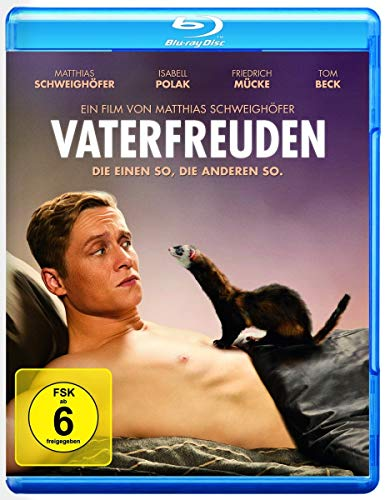 Vaterfreuden [Blu-ray]