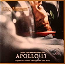 Apollo 13: Music From The Motion Picture by Various Artists, Horner, James (1995) Audio CD
