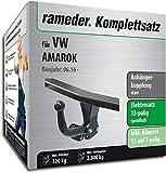 Rameder Komplettsatz, Anhängerkupplung starr + 13pol Elektrik für VW AMAROK (136480-08636-2)