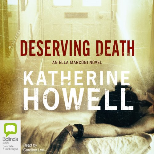 Deserving Death audiobook cover art