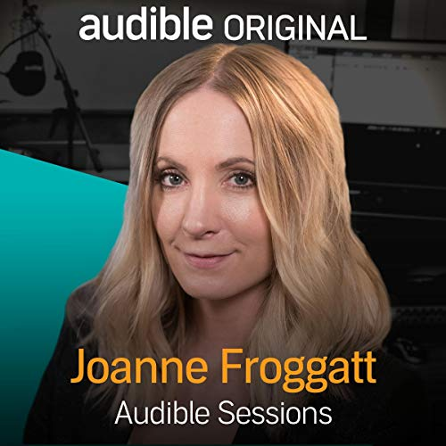 Joanne Froggatt cover art