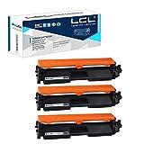 LCL Cartucce di Toner Compatibile 94A 94X CF294A CF294X 2800pagine (3 Nero) Sostituzione per HP LaserJet Pro M118dw HP LaserJet Pro MFP M148dw/148fdw HP LaserJet Pro M149fdw