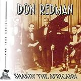 Shakin` the Africann