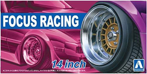 1/24 ザ・チューンドパーツ No.41 フォーカスレーシング 14インチ