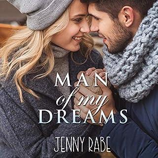 Man of My Dreams audiobook cover art