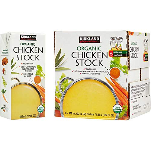 Gluten-Free Chicken Stock