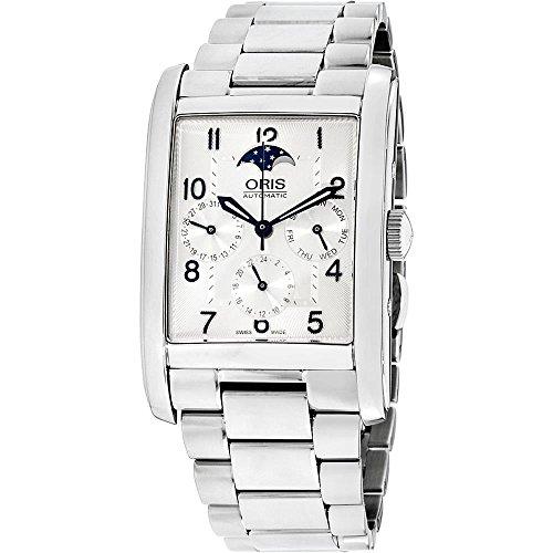 Oris Rectangular Complication Men's Watch...