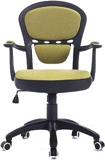 MJ-Office Chair Inicio/Oficina/Sala de Estudio Elevación Silla giratoria Silla de Escritorio de Oficina Silla de Estudio de computadora para Estudiantes Silla de Escritorio para Adultos