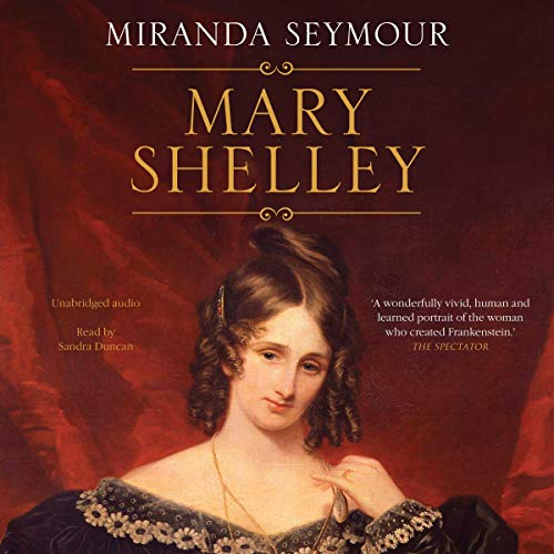 Mary Shelley cover art