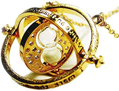 zooro Potter Necklace jewelry Time Turner Alloy Hermione s Necklace Jewelry With time Converter product image